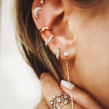 helix piercings ideas